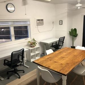 Common Area - Workshop Coworking North Shore Hawaii
